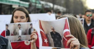 Turkey organizing kidnappings in Europe!