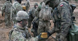 A Furtive Glance at the US's Ongoing War Preparations Against Russia