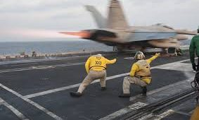 China Jammed US Navy Jet's Equipment as It Patrolled South China Sea
