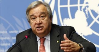UN Secretary-General calls for lifting economic sanctions against countries amid COVID-19 pandemic