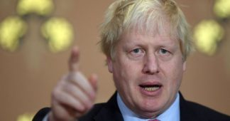Bluster Boris: bad for Britain