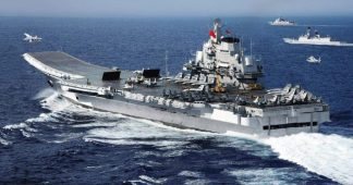 Unconfirmed Reports on Chinese Navy in Mediterranean
