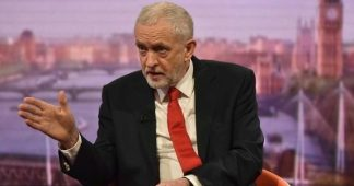 Corbyn: UK Needs 'War Powers Act' After legally Questionable Syria Strike