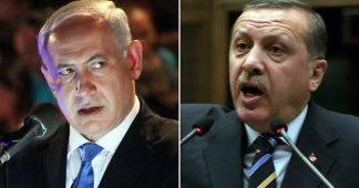Erdogan and Netanyahu exchange accusations on Palestine and Cyprus. Both right!