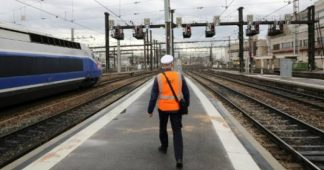 The fight of French railway-workers is also a fight for railway-passengers