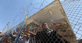 The Blockade on Israel's Heart