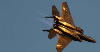 2 Israeli warplanes carried out strikes on Syrian airbase