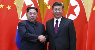 Carrying forward China-North Korea friendship benefits both sides