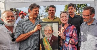 Brazil: Workers' Party announces coordination team for Lula's presidential campaign