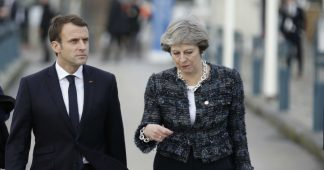 Macron, May get earful from MPs after Syria strikes bypass French, British Parliaments