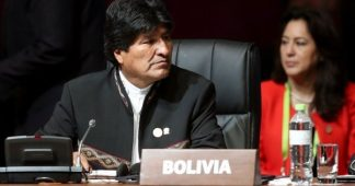 Evo Morales: 'US is Greatest Threat to Freedom, Democracy'