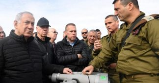 Israeli Military Leaders for War. Netanyahu has won over the Generals