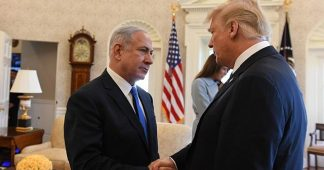 Netanyahu not satisfied with Trump. And his man Bolton is running the NSC!