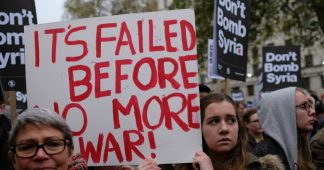Full List of Emergency No War With Syria Protests in the US