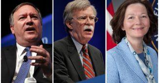 Tell the Senate: Block Trump's War Cabinet