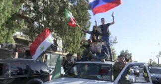 Frappes USA/France/GB en Syrie – Qui a gagné ?