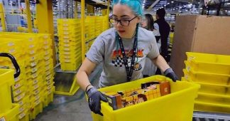 Report: Amazon's United Kingdom Warehouse Workers 'Peed in Bottles' to Avoid Lost Time Punishment