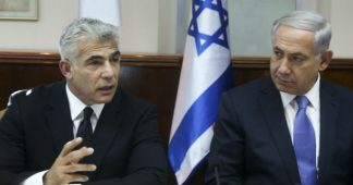 Yair Lapid: Benjamin Netanyahu is no longer a defender of Israeli democracy