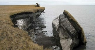 Melting Permafrost Raises New Fears Among Scientists