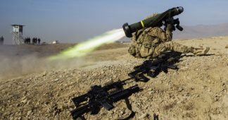 Poroshenko says Ukraine has received US-made Javelin missile systems