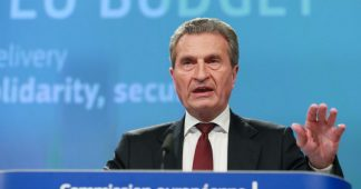 "Oettinger Apologizes After Saying ""Markets Will Teach Italians"" Not To Vote For Populists"