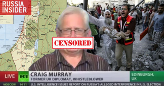Top UK Journalist Craig Murray Blocked by Facebook After Criticizing Israel