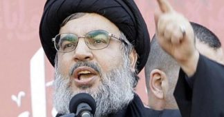 Hassan Nasrallah: Israeli Soldiers Desert Combat Units, No Match for Battle-Hardened Hezbollah Fighters