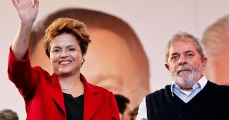 Dilma Rousseff: 'Free or Jailed' Lula Will Be Elected President