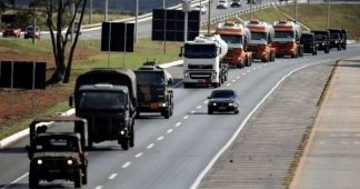Brazil's Crisis Deepens as Government Threatens to Arrest on Strike Truck Drivers