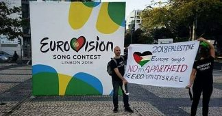 Now Eurovision. Is there any western institution not controlled by Israel?