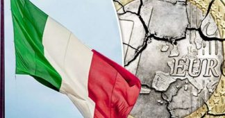 Italy's fresh election risks being referendum on euro