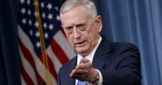 Mattis: US Doesn't Want to Leave Syria While War Is Ongoing
