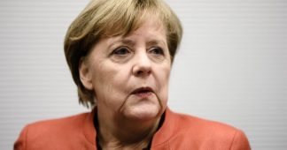 Merkel vows to defend Germany from the US