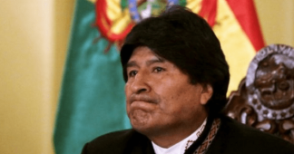 Bolivia's Evo Morales Decries 'Genocidal' Israel, Rejects US Embassy Move to Jerusalem