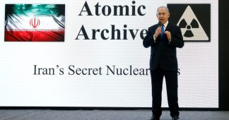 Israel claims Iran has nuclear weapons program