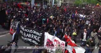 Manifestation du 1er mai à Paris: les médias saccagent l'information