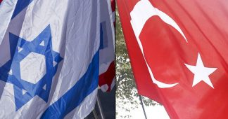Turkey and Israel: Barking, biting, but still doing business