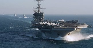 The Art of War: US Fleet with 1000 Missiles in the Mediterranean