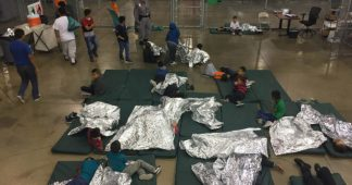US court documents reveal: Immigrant children tied down, hooded, beaten, stripped and drugged