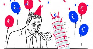 As the ECB turns 20, Italy spoils its party