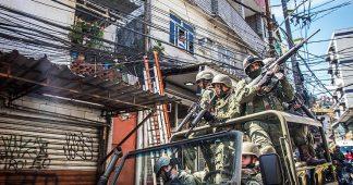 Brésil : quand la police mitraille les alentours d'une école publique