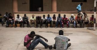 After destroying Libya, Europeans are financing slavery, slaves trade and torture!