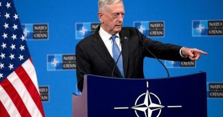 Quitting Syria too soon would be a 'blunder': Mattis