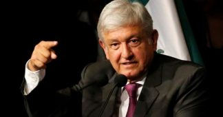 Wall Street Preparing For Mexico's Left-Wing President Obrador