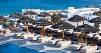 Prévisions de record d'entrées de touristes en Grèce pour 2018