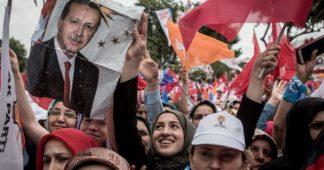 Turkey: Erdogan wins