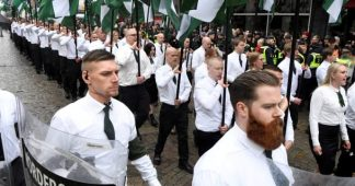 Swedish neo-Nazi Party Attends Biggest Political Event in Sweden