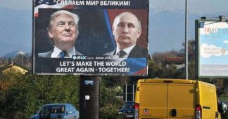 Trump Slams Door On Putin's Offer For Referendum In Eastern Ukraine