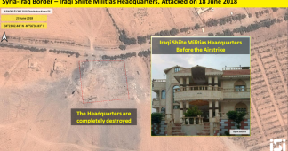 New Details Emerge on Unprecedented 'Israeli Strike' on Syria-Iraq Border