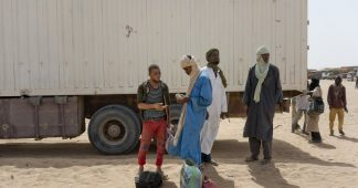 Walk or die: Algeria strands 13,000 migrants in the Sahara